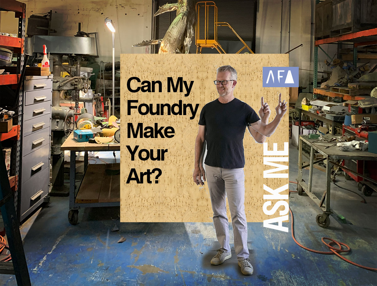 Can the American Fine Arts factory make your art?