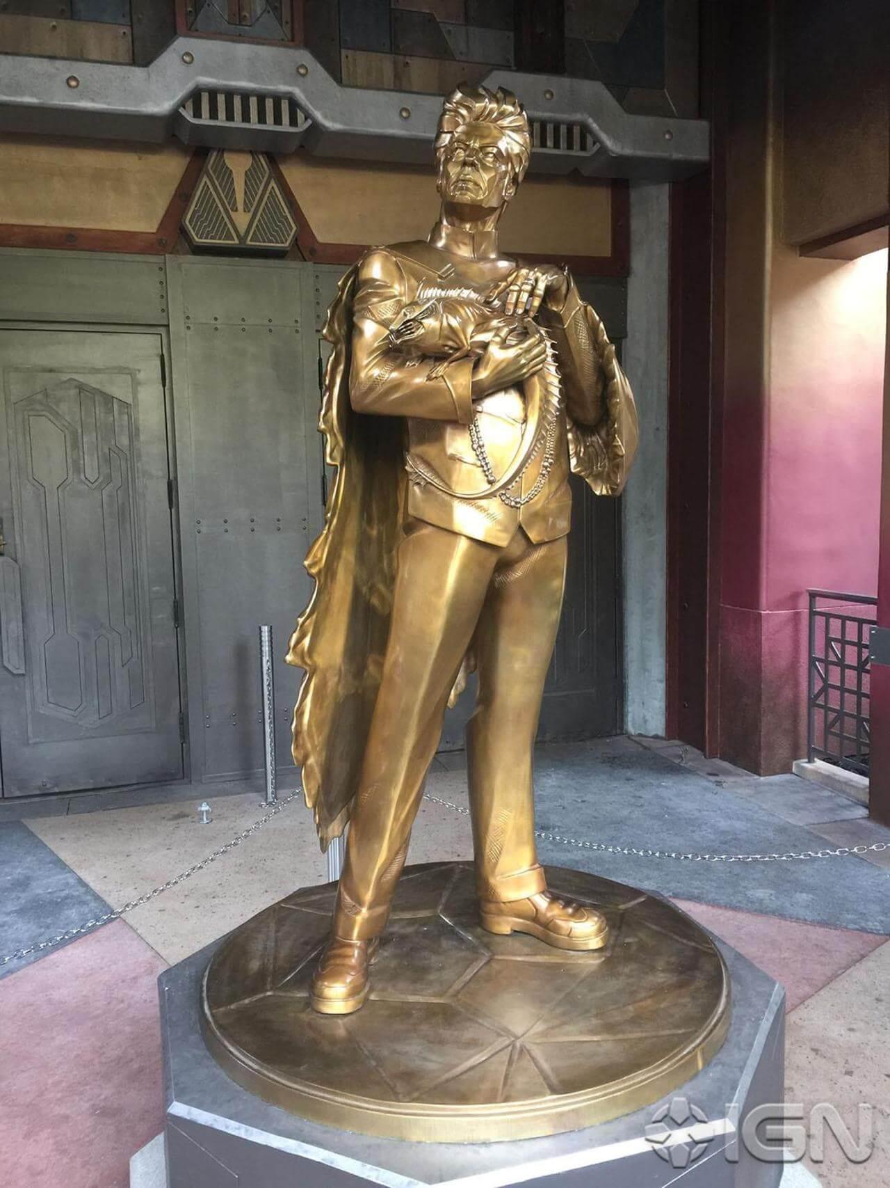 Monument, Disney