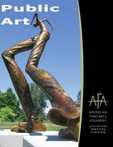 THE BEST PUBLIC ART FABRICATION SERVICES from American Fine Arts.