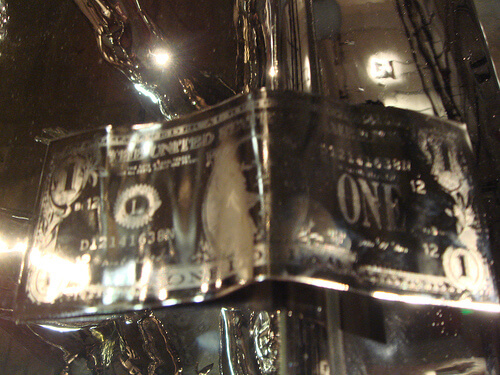 Photo-etched-money-detail
