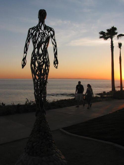 Voyager Laguna Sunset