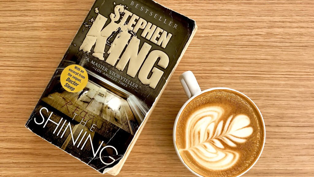 Caffeinated Curation: Stephen King by Kranzberg Arts Foundation