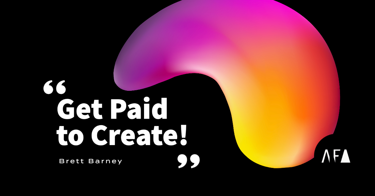 Get Paid to Create! Respond to these RFP's Brett Barney CEO American Fine Arts