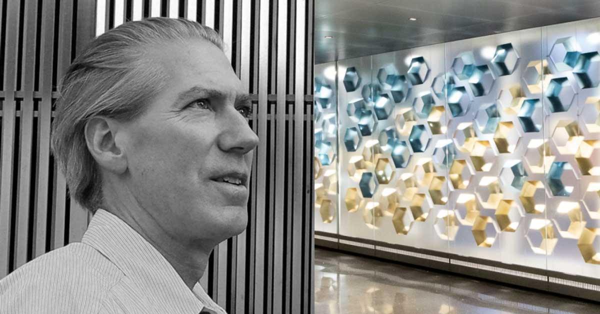 JAMES CARPENTER James Carpenter Design Associates
